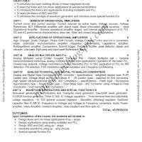 EC6403 Electromagnetic Fields-Syllabus-Semester IV-ECE-BE-Anna