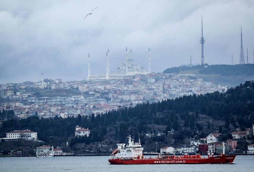 Τα Στενά του Βοσπόρου και το Κανάλ Ιστανμπούλ του Ερντογάν