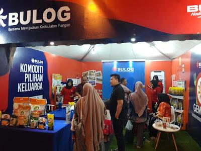 Bulog Divre Lampung Komit Sukseskan Pekan Raya Lampung 2019 Dengan Produk Unggulannya