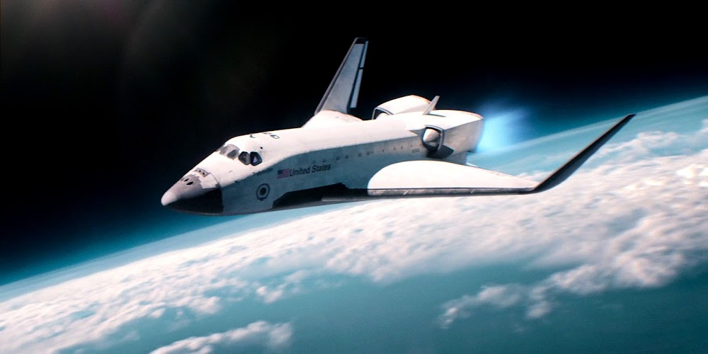Pathfinder shuttle in season 2 of 'For All Mankind'
