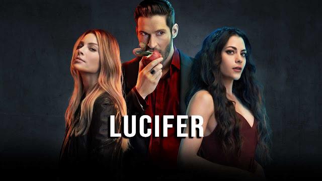 Lucifer Supernatural Crossover