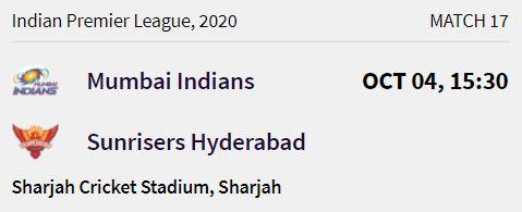 Mumbai Indians match 5 ipl 2020