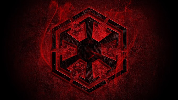 Star Wars Emblema Imperio Sith