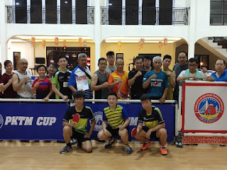 Turnamen Pingpong PKTM Cup 2020 Digelar Pertengahan April