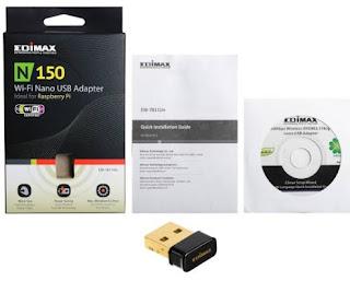 Telecharger Edimax EW7811un Pilote Driver Pour Windows et Mac.Edimax EW-7811UN Nano Adaptateur clé USB sans fil 150 Mbps