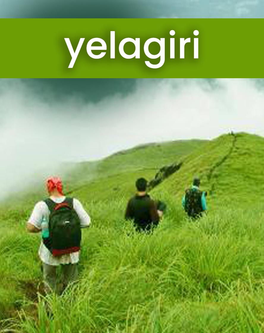 Yelagiri tour