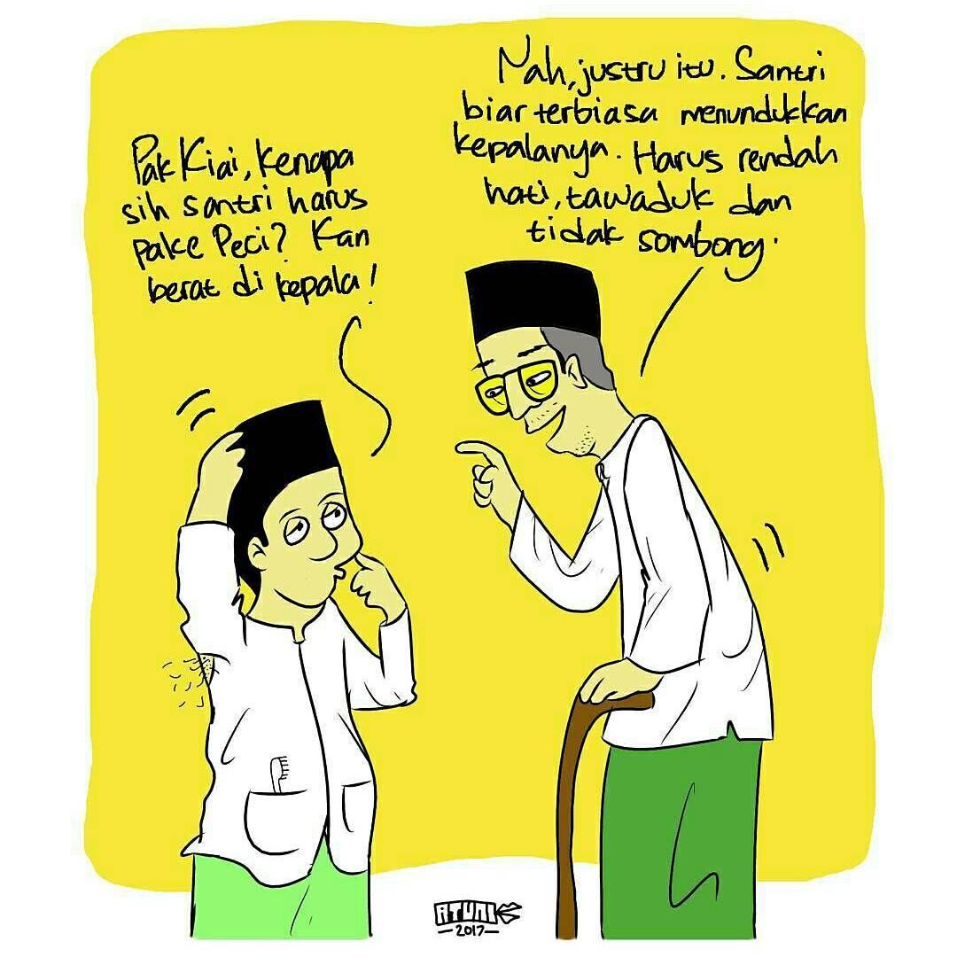 93 Gambar Gambar Kartun Lucu Orang Arab Kekinian
