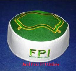 Jual Peci FPI Online