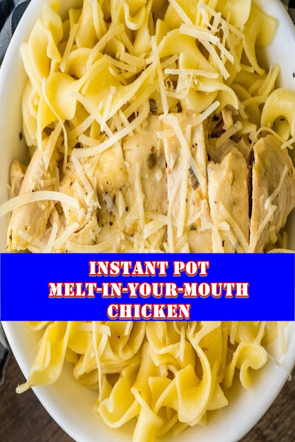 #INSTANT #POT #MELT #IN #YOUR #MOUTH #CHICKEN