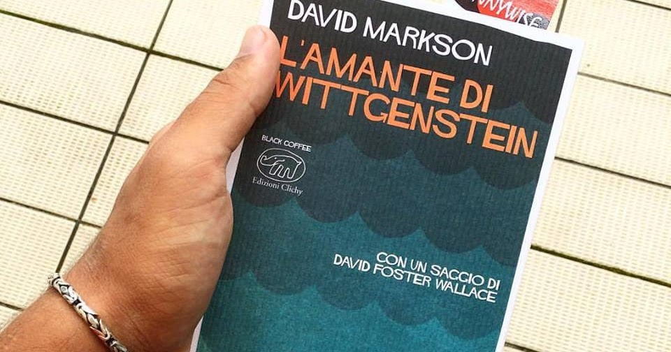 L'amante di Wittgenstein di David Markson