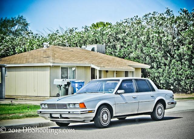 1987 Buick Century