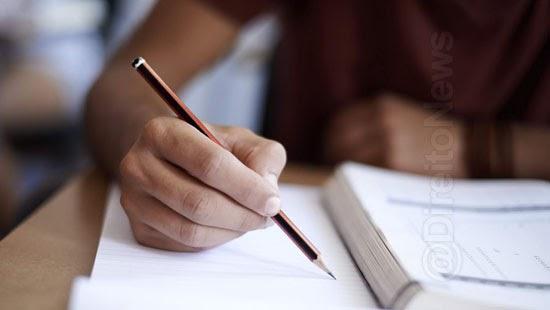 revisar conteudo materias antes prova eficiente