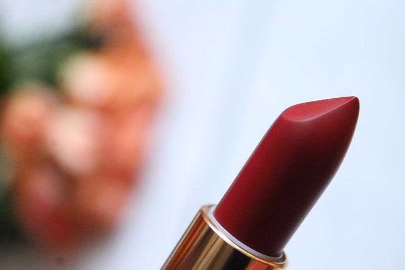 pomadka loreal color riche matte paris cherry