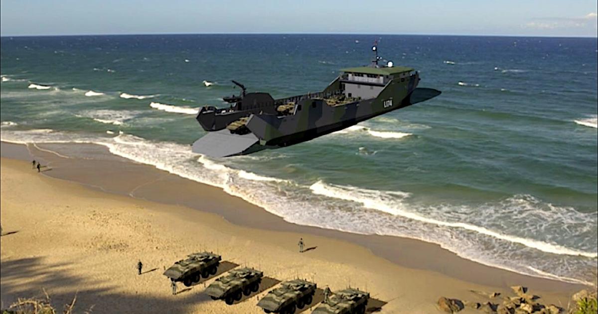Snafu Light Amphibious Warship Law The More I Hear