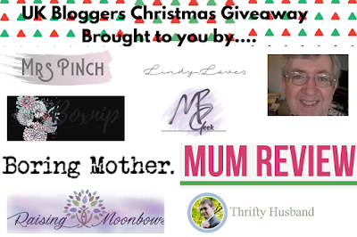 You've probably guessed this but it's another blogger collage