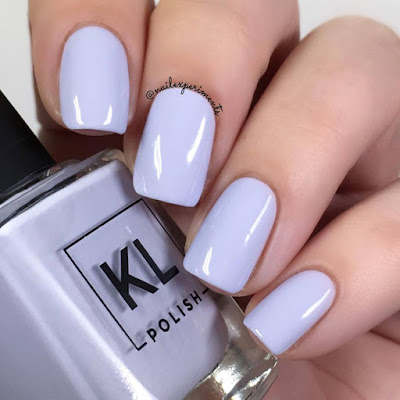 KL Polish Dream Boy Ethereal Garden Collection Spring 2018 Swatch and Review Nail Experiments
