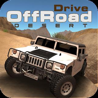 لعبة OFFROAD DRIVE DESERT مهكرة بدون فك الضغط