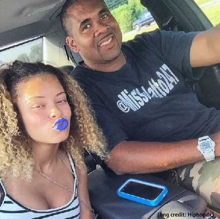 Mulatto's father wanted her to become a drag racer but supported his rape career