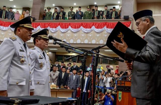 Plt Gubernur Aceh Minta Walikota Subulussalam Gagas Pembangunan Industri Hilir