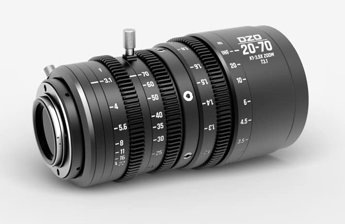 DZOptics 20-70mm T3.1