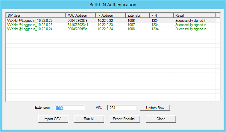Skype for Business / Lync Polycom VVX Manager Version 3 | My Skype Lab
