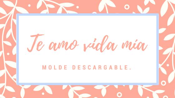 http://lluevediamantina.blogspot.com/2017/02/te-amo-vida-mia-molde-descargable.html