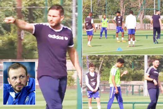 Chelsea Coaching Staff Want Lampard To Replace Sarri As Their Next Manager