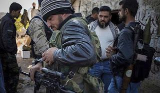 supuesta financiación de grupos terroristas