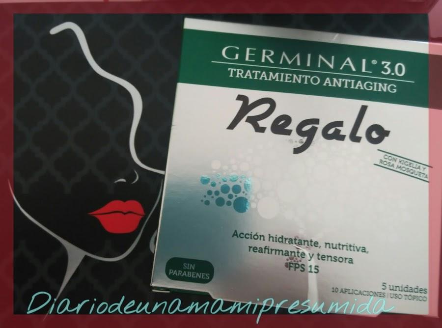 germinal ampollas
