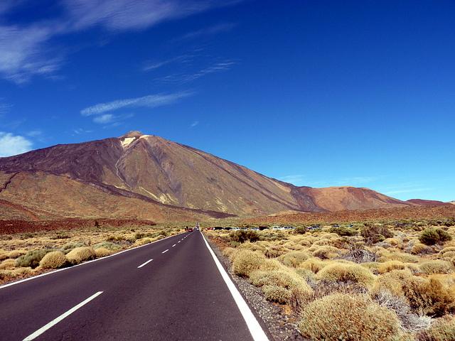 Estrada El Teide