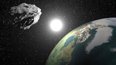 imagen ilustrativa de una miniluna de la Tierra