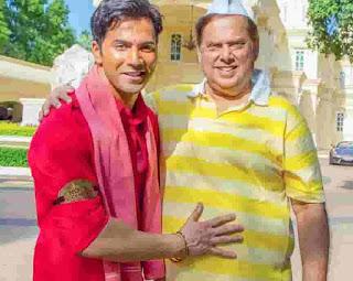Varun Dhawan Father
