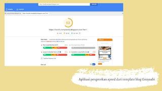 Page-Speed-Insights-Sajian-Kira