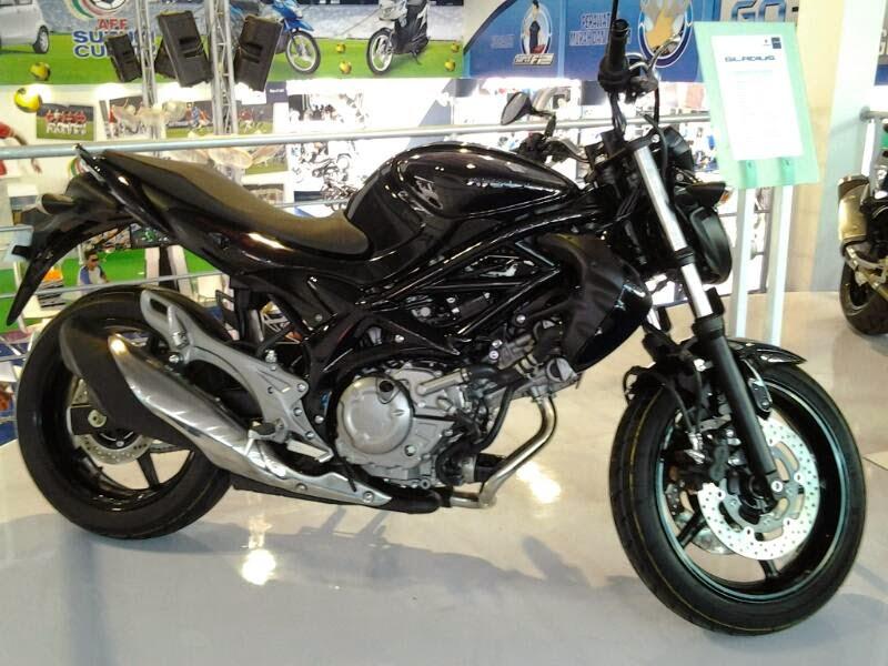 Kumpulan Foto Modifikasi Suzuki Inazuma 250 Keren  Modif