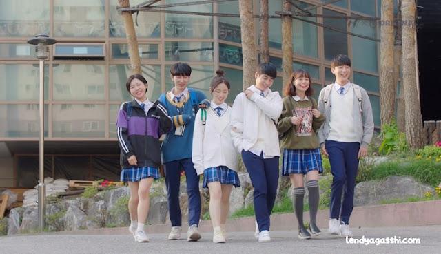 Review Drama Korea Best Mistake : Win APAN Star Awards
