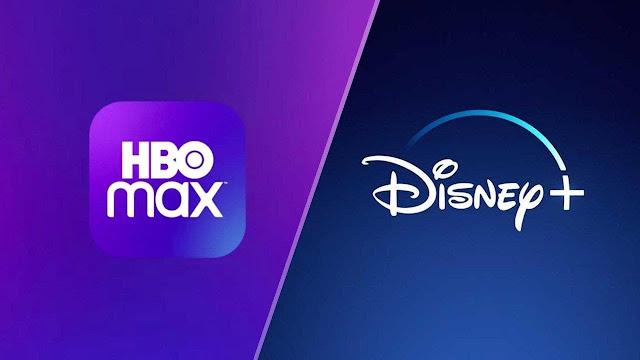 BIN HBO MAX & DISNEY+