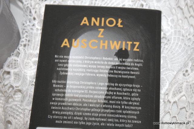 Eoin Dempsey - Anioł z Auschwitz - Wydawnictwo Niezwykłe