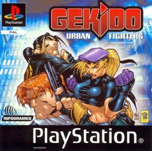 Baixar Gekido: Urban Fighters (2000) PS1 Download