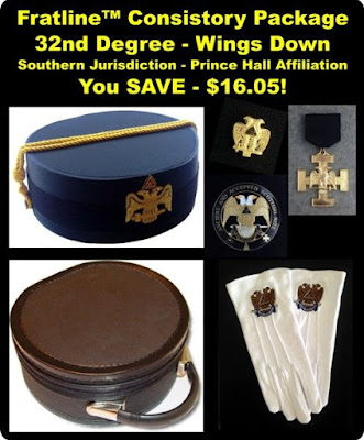 Scottish Rite 32nd Degree Consistory Package – Southern Jurisdiction