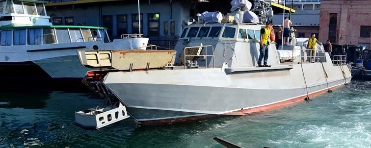 З Кузні на Рибальському примусово стягнули 792 тисяч штрафу за зрив контракту в інтересах ВМСУ