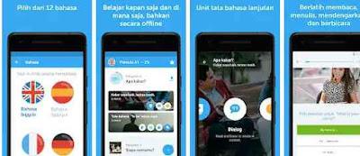 Aplikasi Busu – Belajar Bahasa
