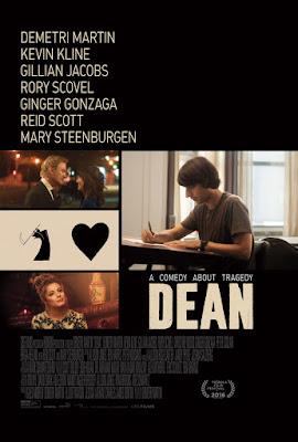 Dean 2017 Movie Poster