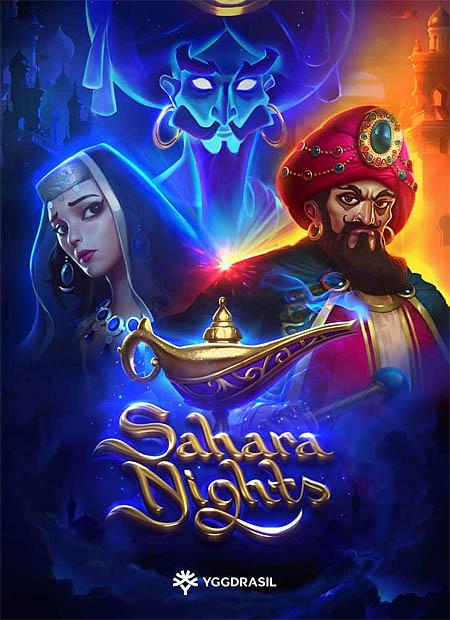 Main Game Slot Terbaru Demo Sahara Nights (Yggdrasil)