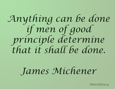 A short summary and review of the book The Covenant by James Michener with a quote and questions to ponder.