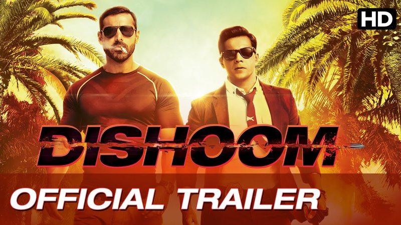 Dishoom-Trailer
