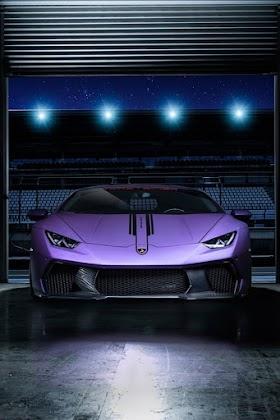 Siêu Xe Lamborghini Huracan