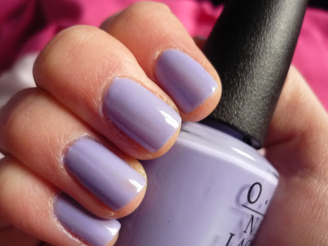 OPI You're Such a Budapest Nail Polish Swatch Review