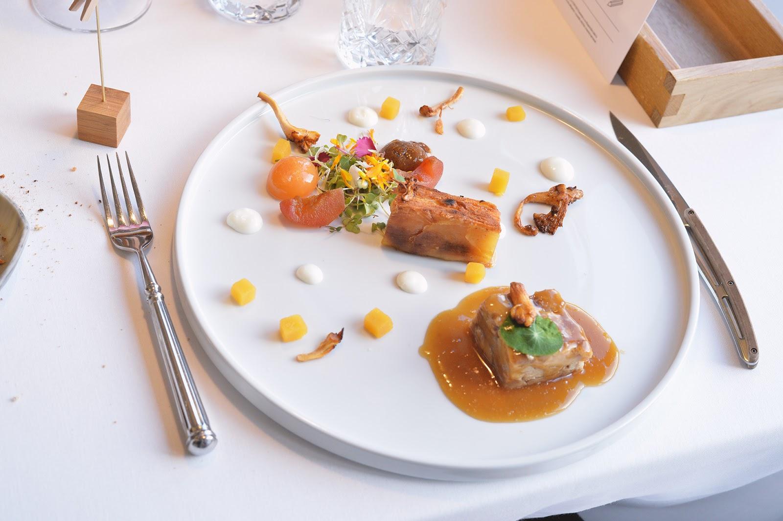 restaurante lav leon alfonso V hotel españa