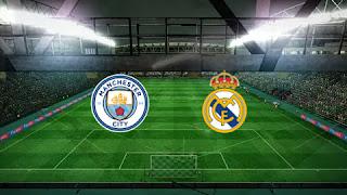 القنوات المفتوحة الناقلة لمباراة ريال مدريد ومانشستر سيتي القادمة في دوري أبطال أوروبا