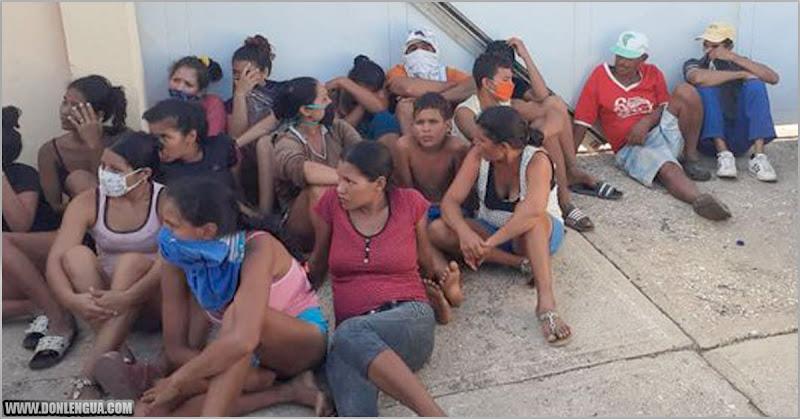 Detenidas 35 personas de las que saquearon el Hotel Portofino en nueva Esparta